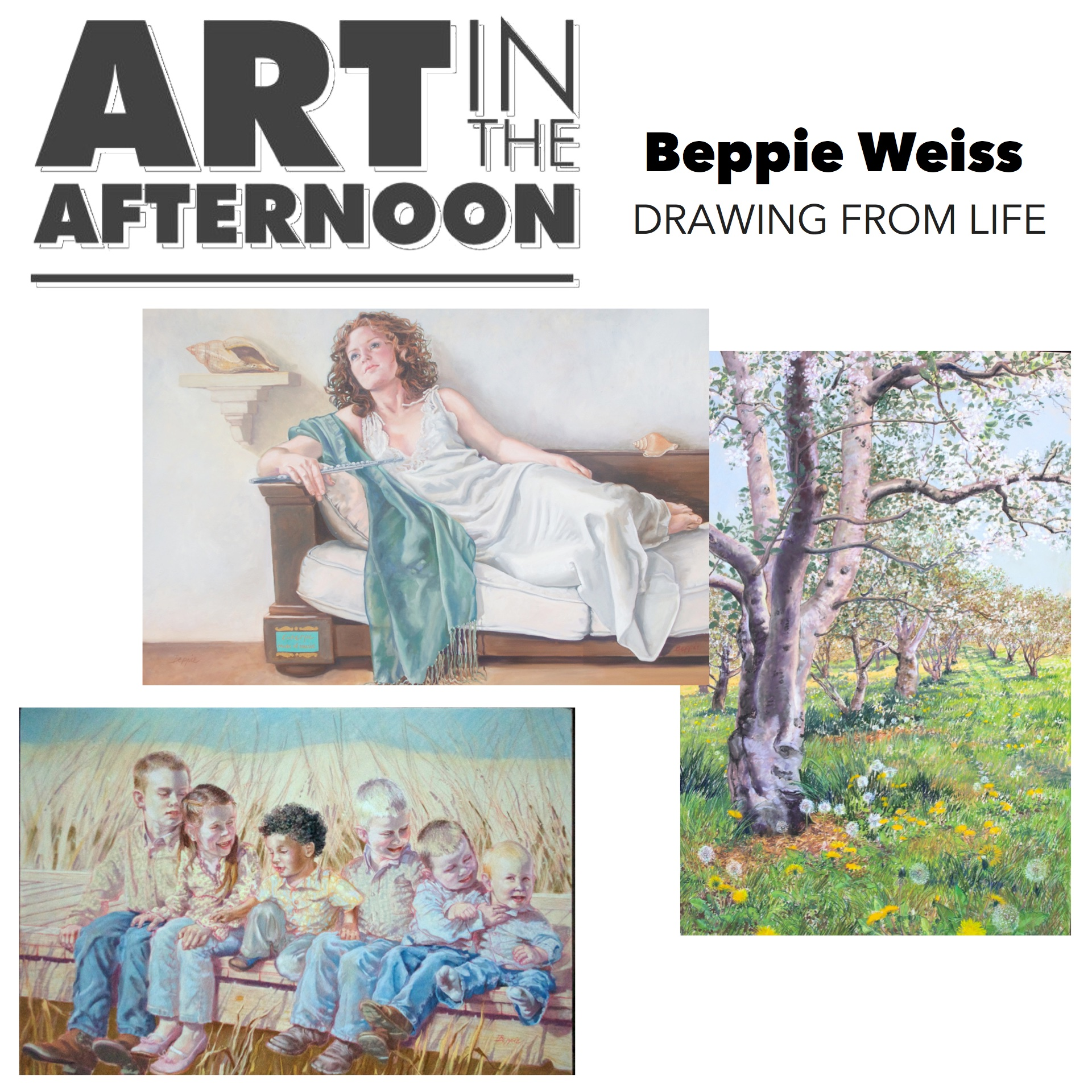 Art In The Afternoon with Beppie Weiss
