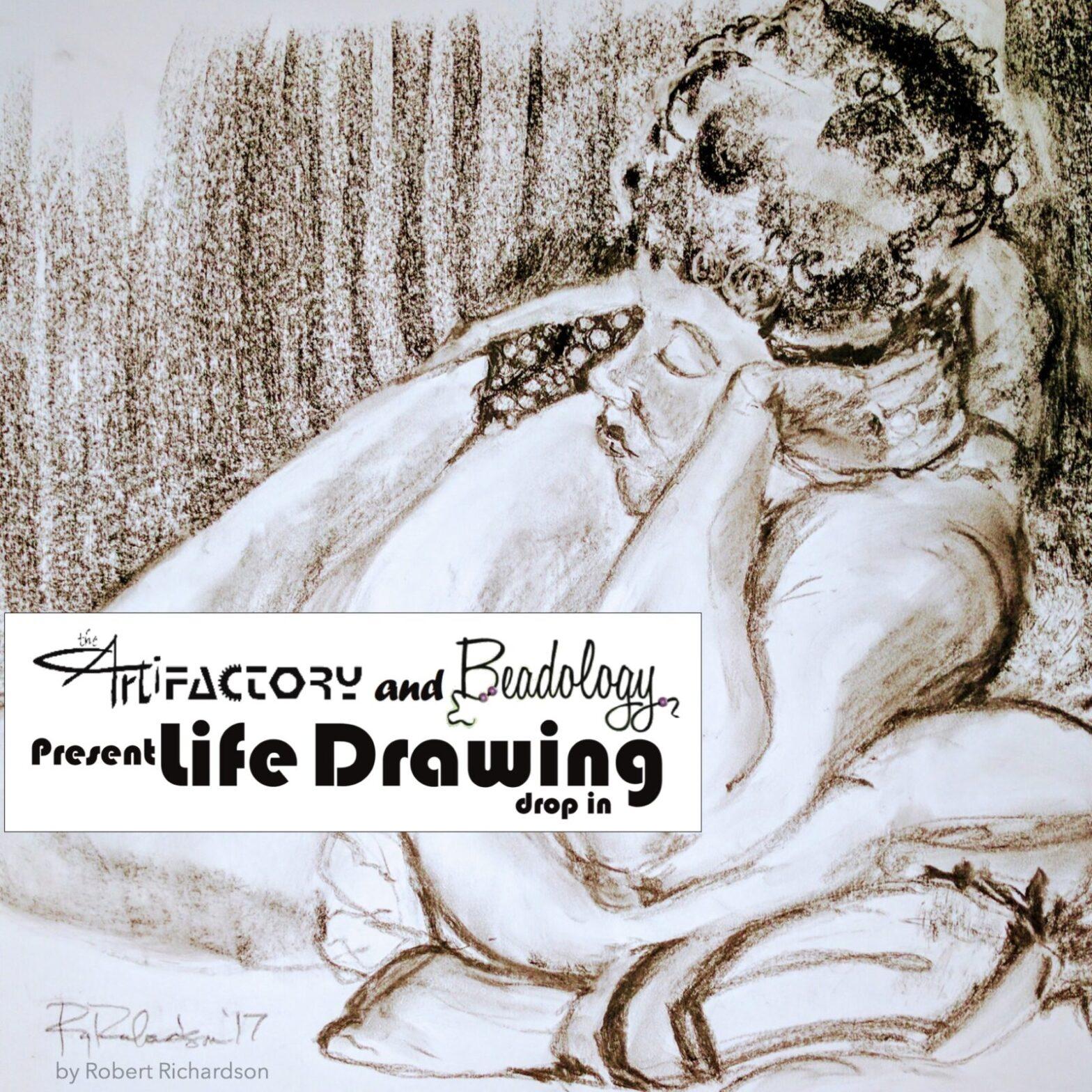 July Life Drawing