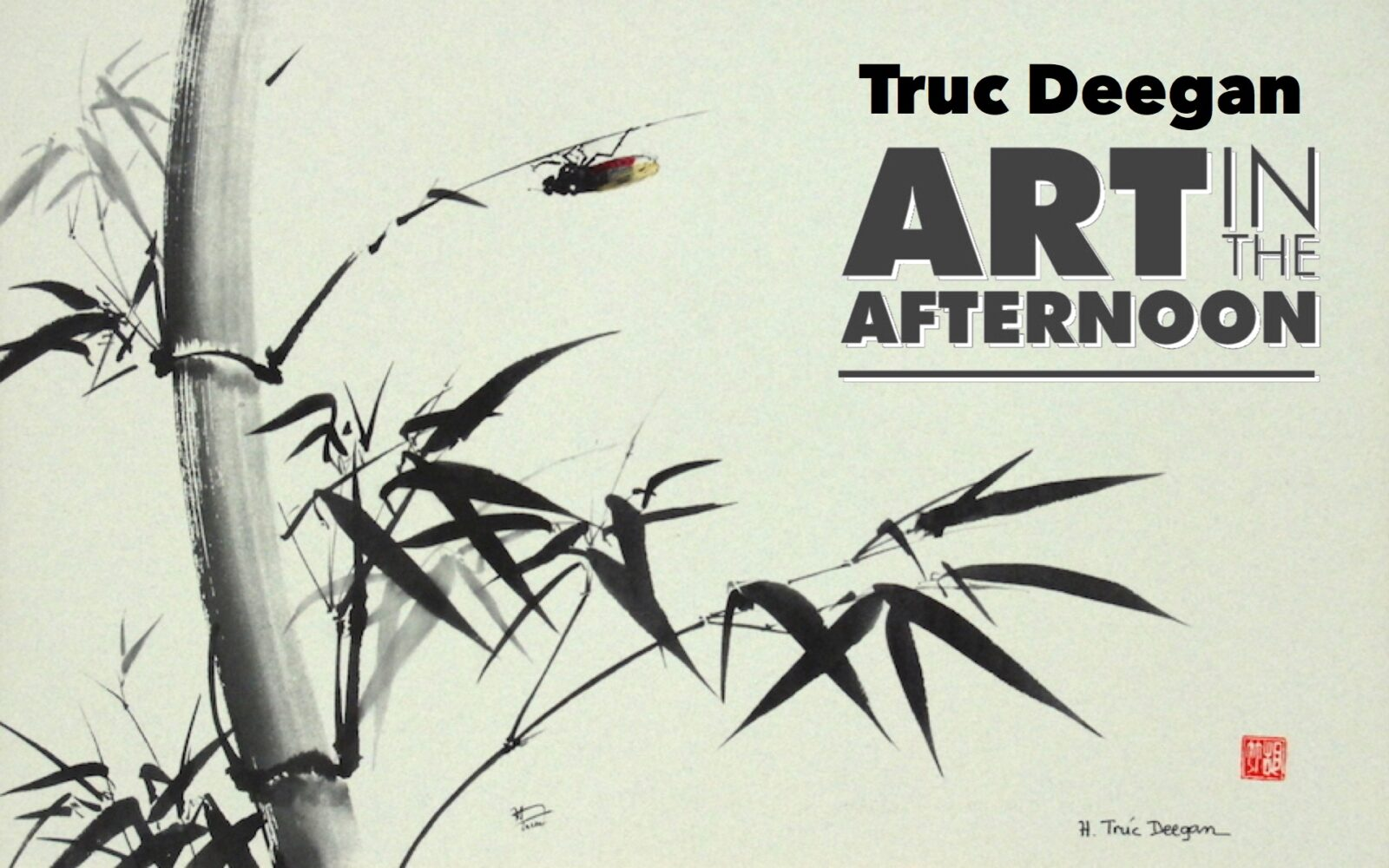 July Art in the Afternoon