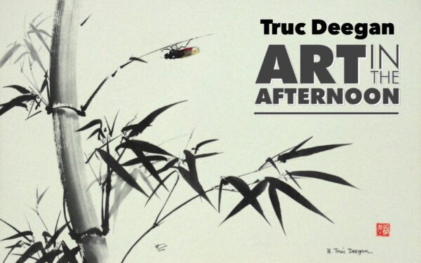 Truc Deegan - Art In The Afternoon