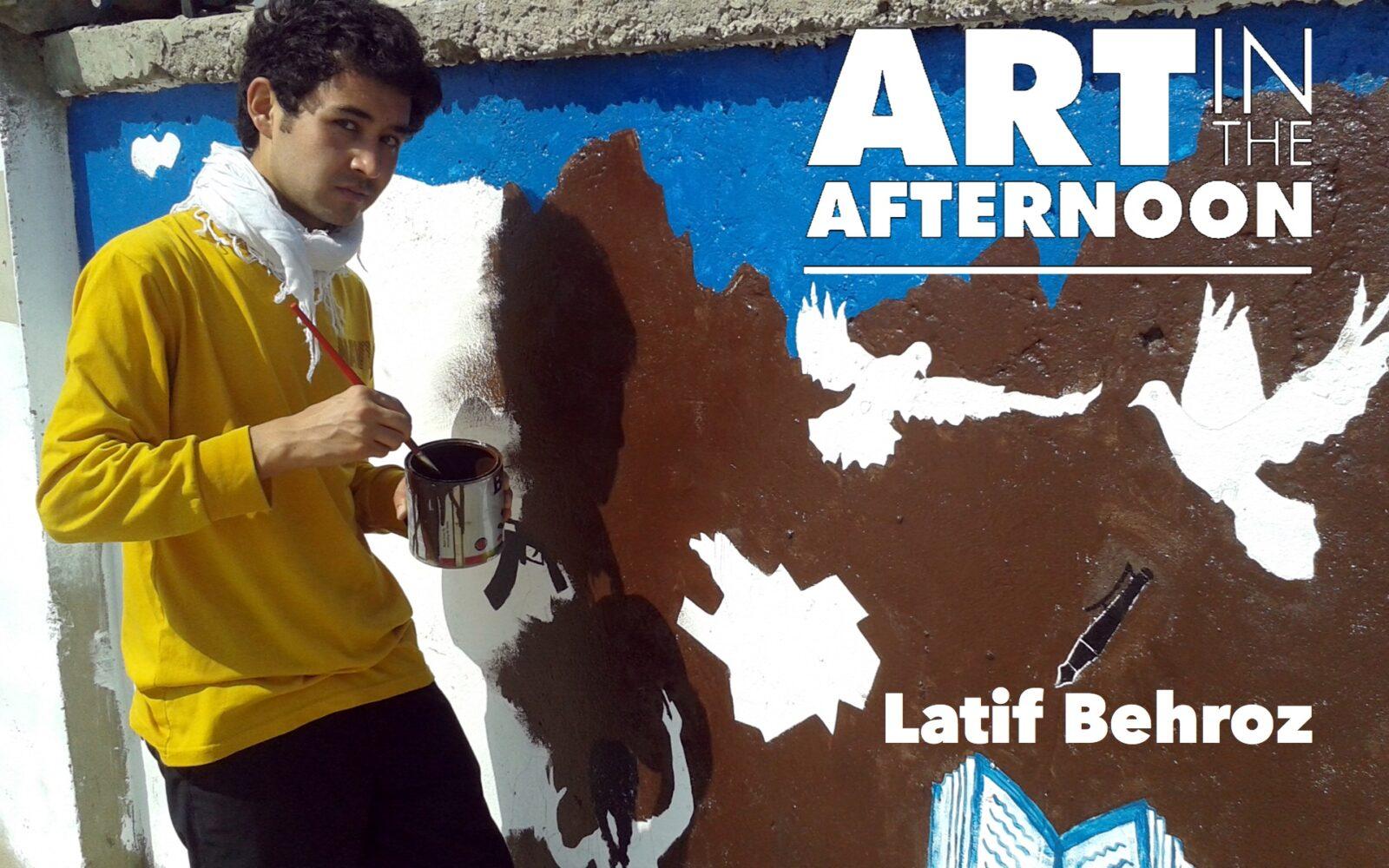 Latif Behroz Art In The Afternoon