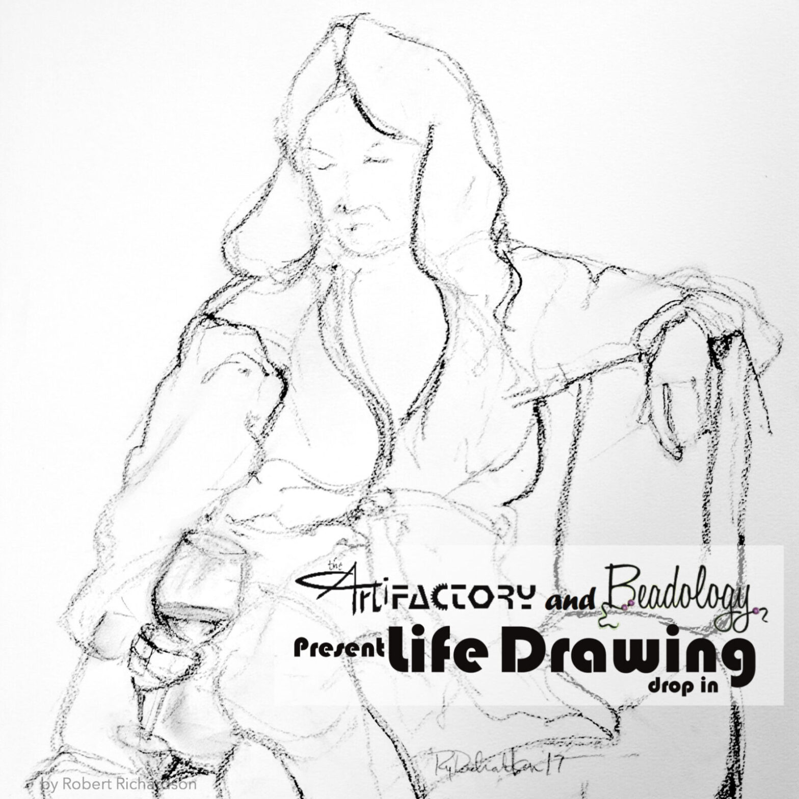 August Life Drawing