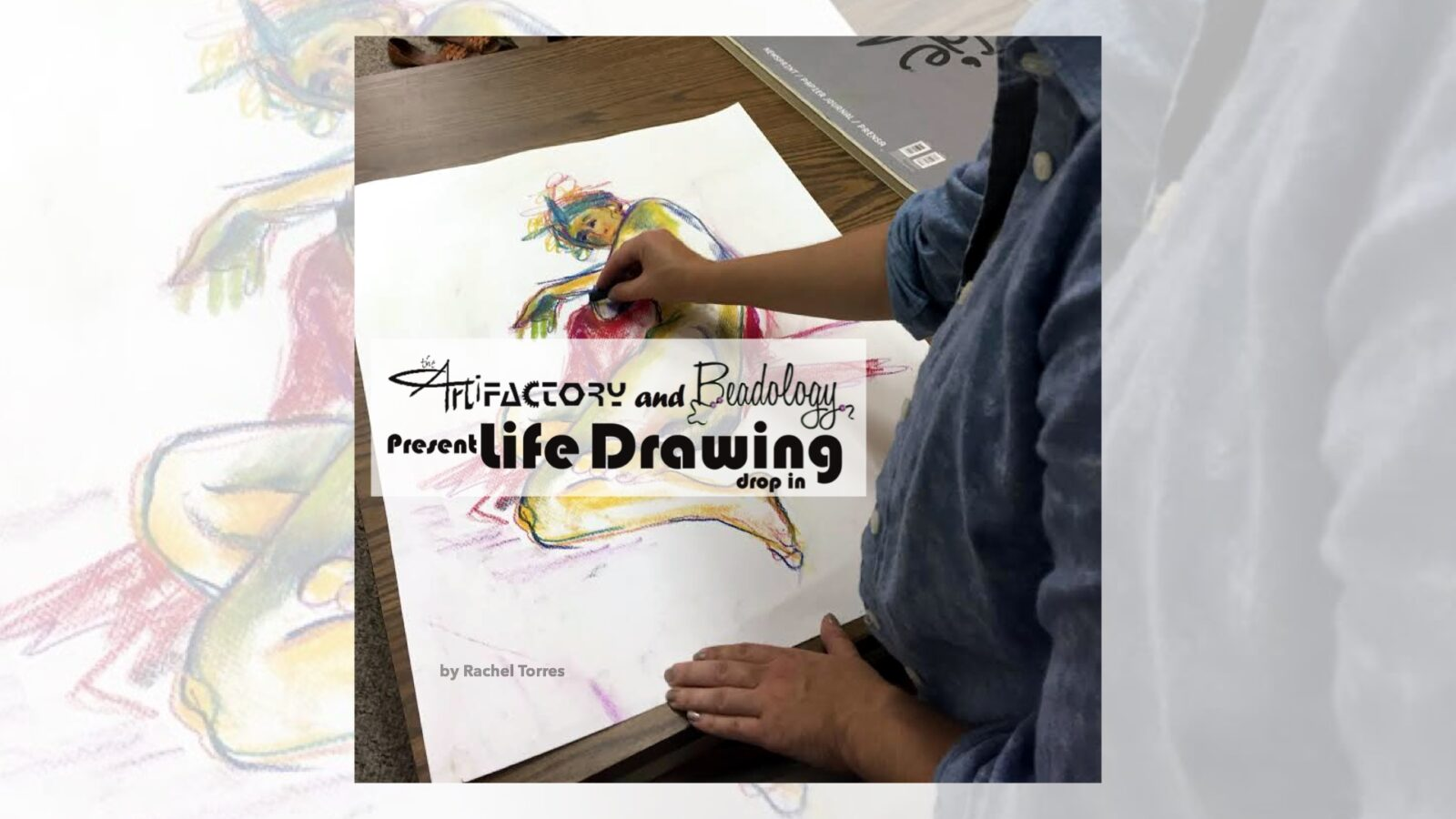 October Life Drawing