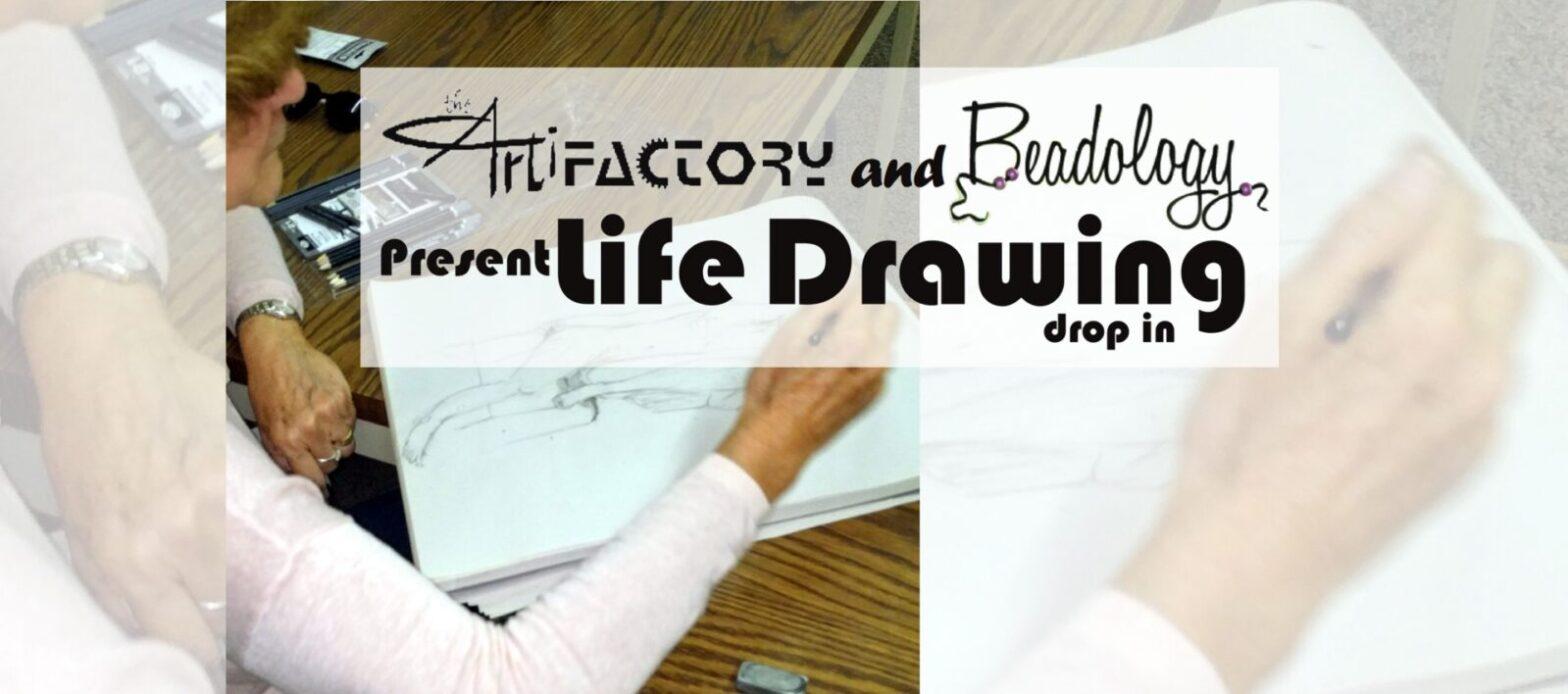 December Life Drawing