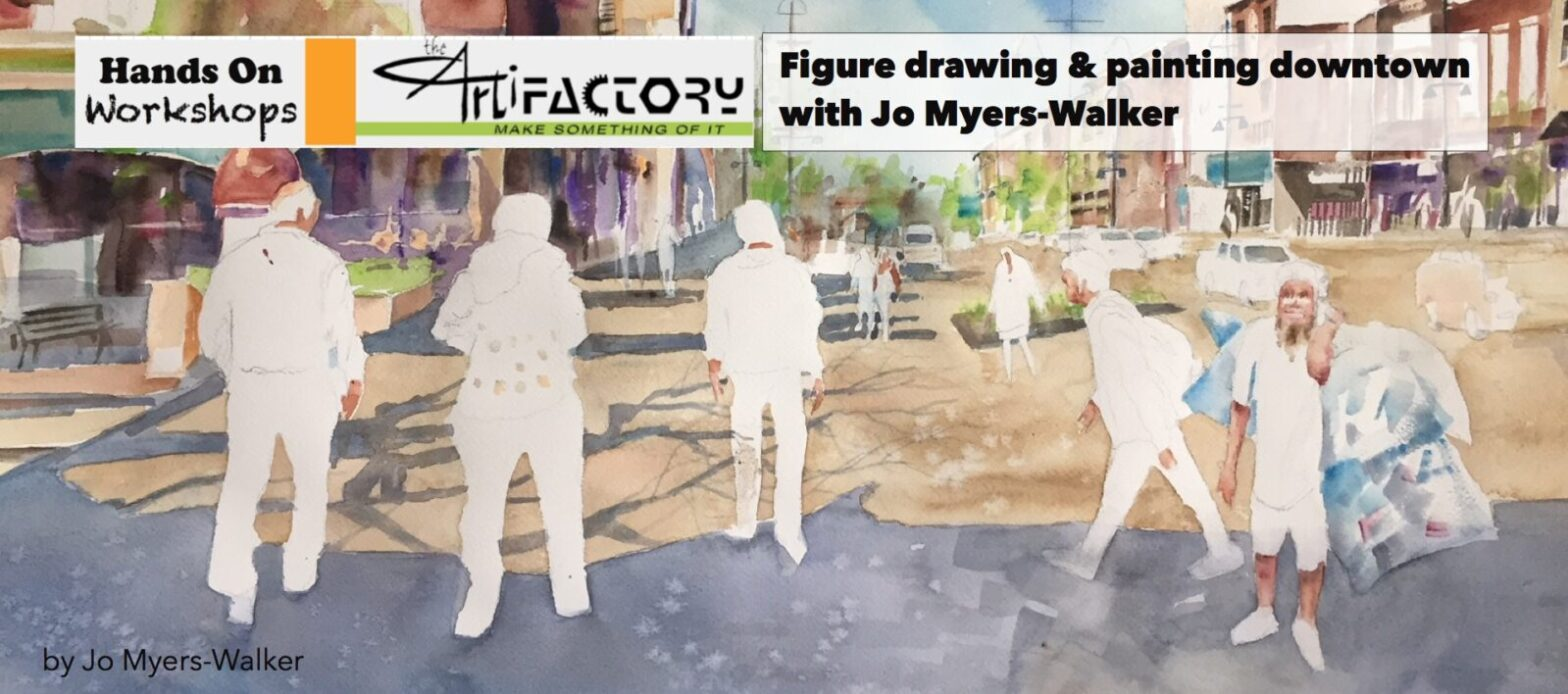 Figure Drawing & Painting Downtown
