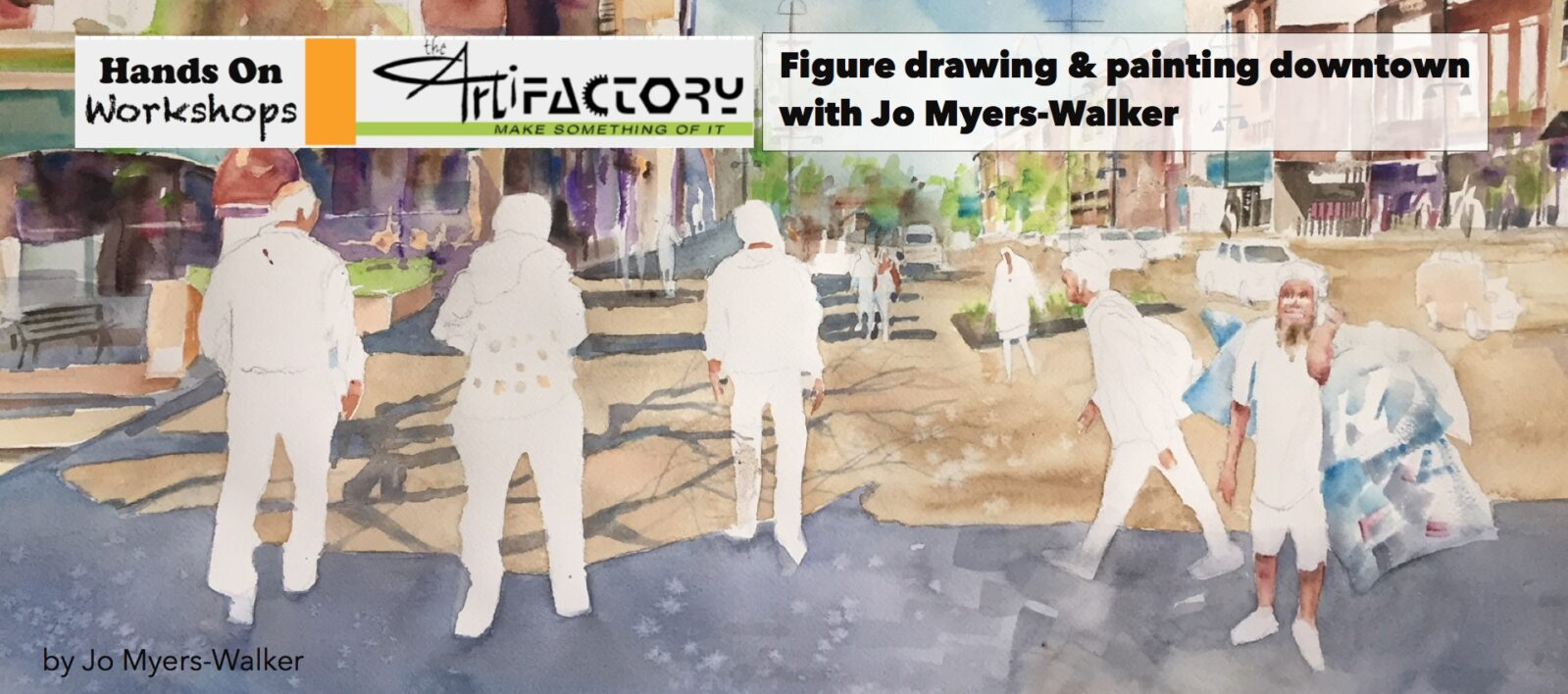 Painting Downtown