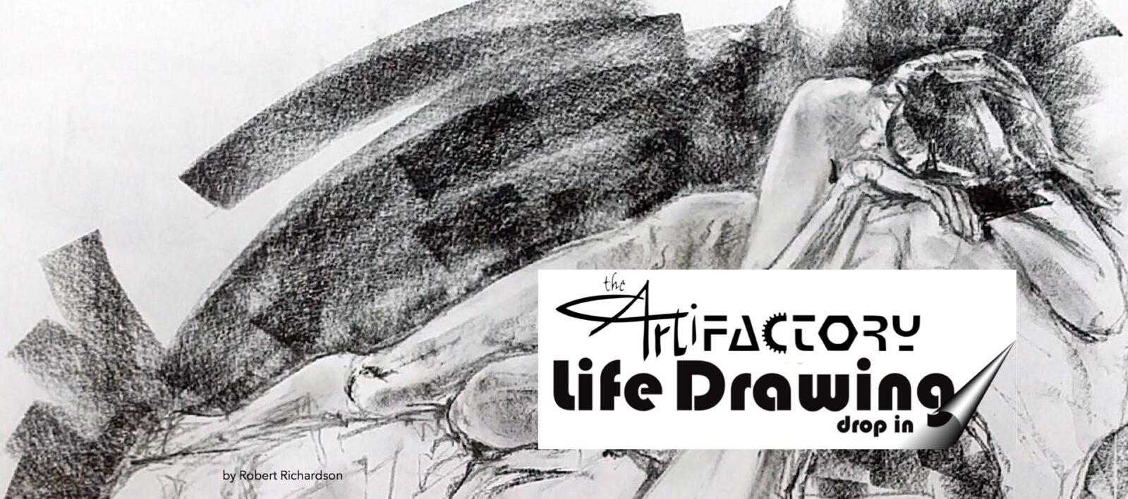 June Life Drawing