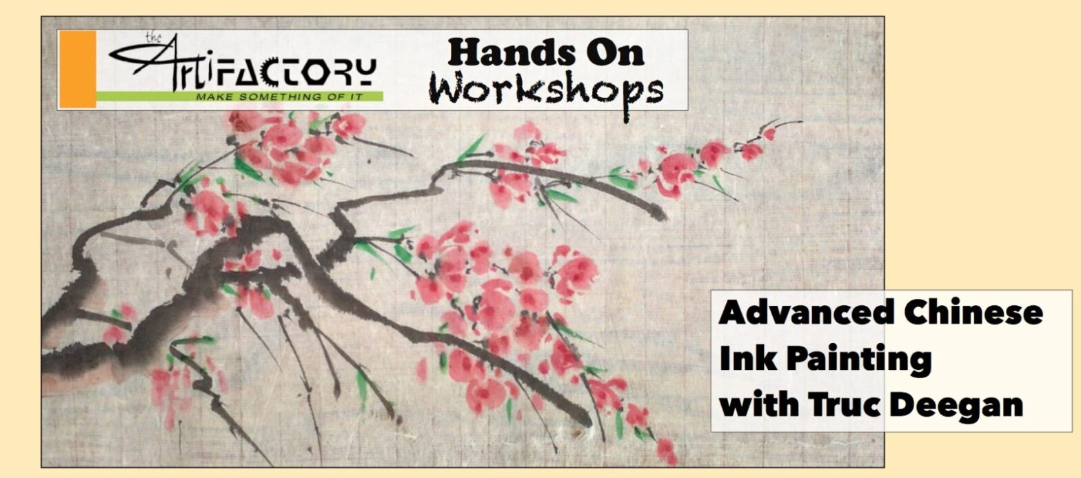 Advanced Chinese Painting Workshop