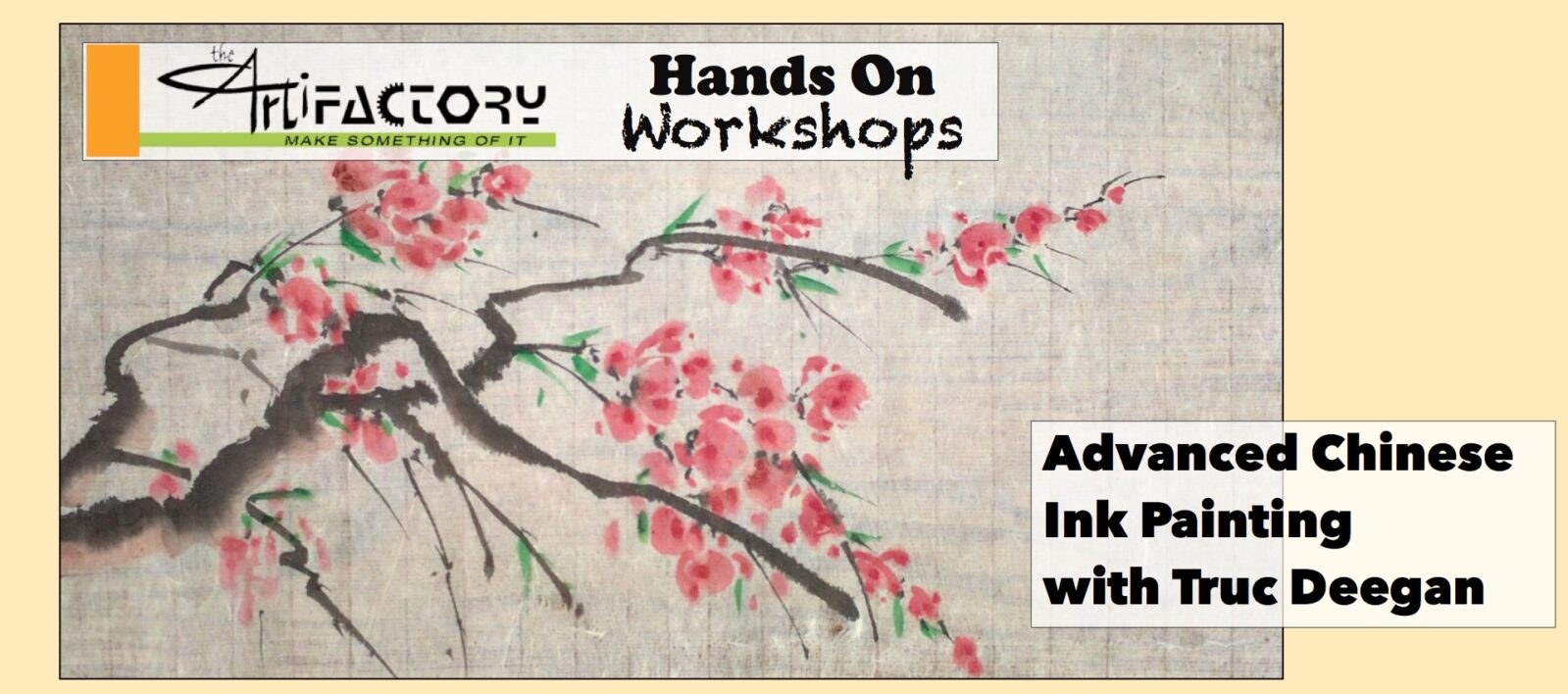 Advanced Chinese Painting
