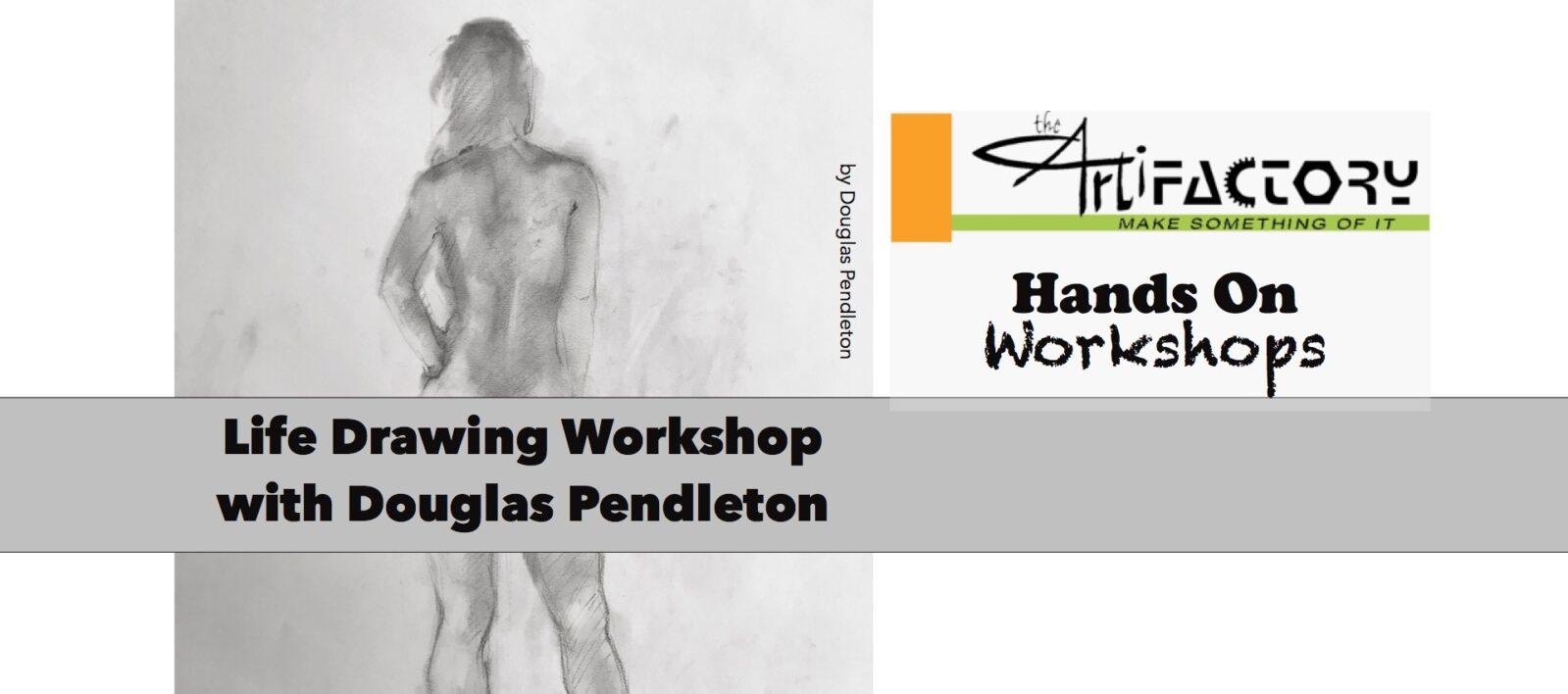 November Life Drawing Workshop