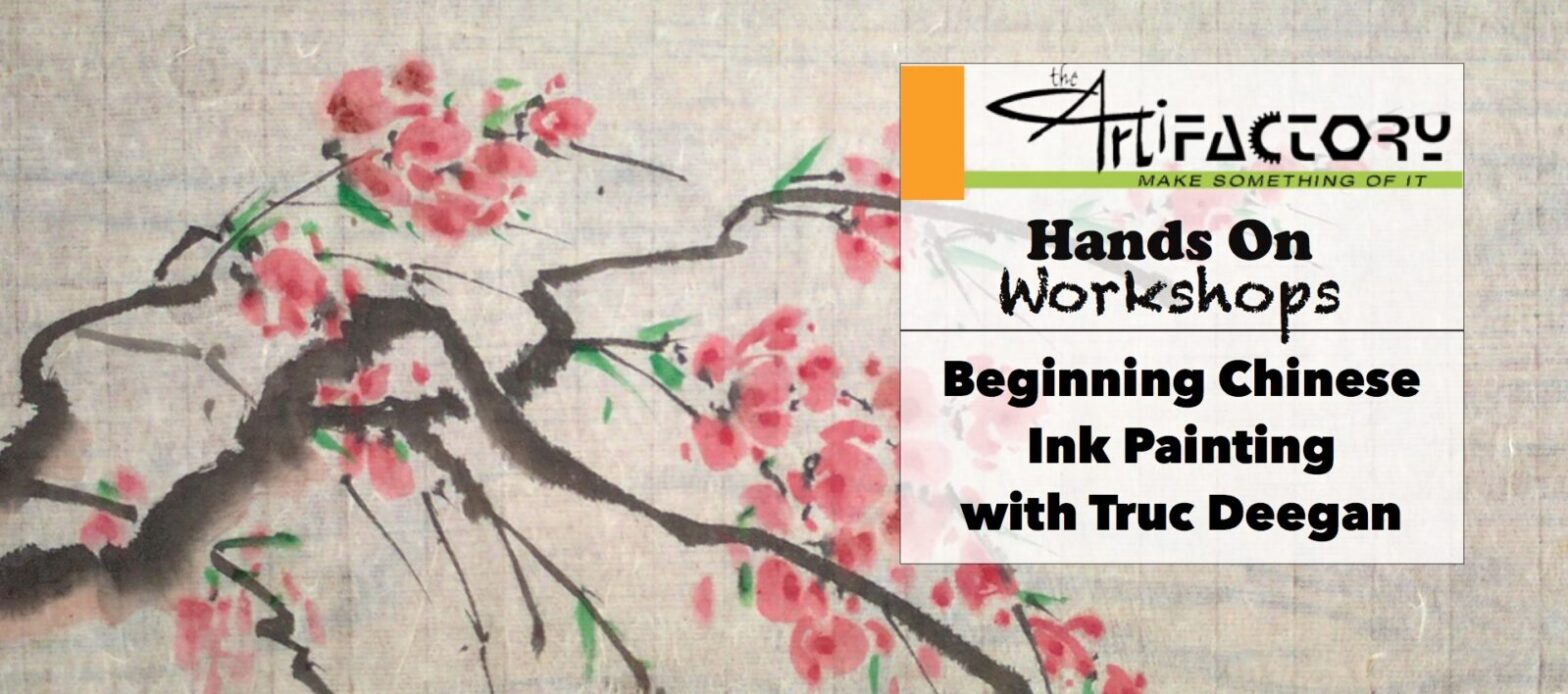 Beginning Chinese Ink Painting