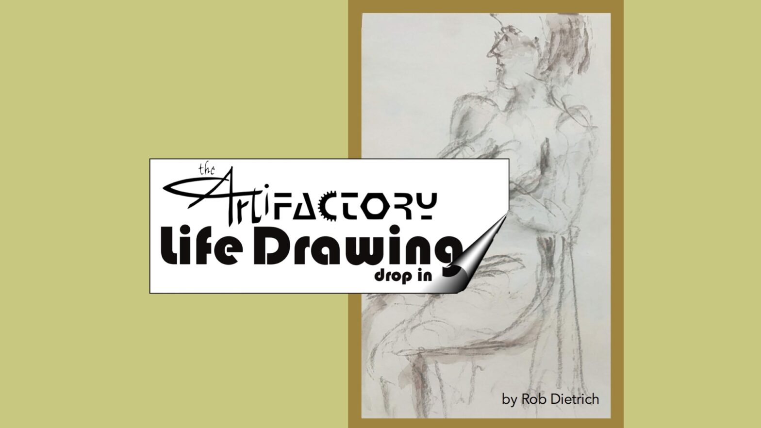 Upcoming Life Drawing