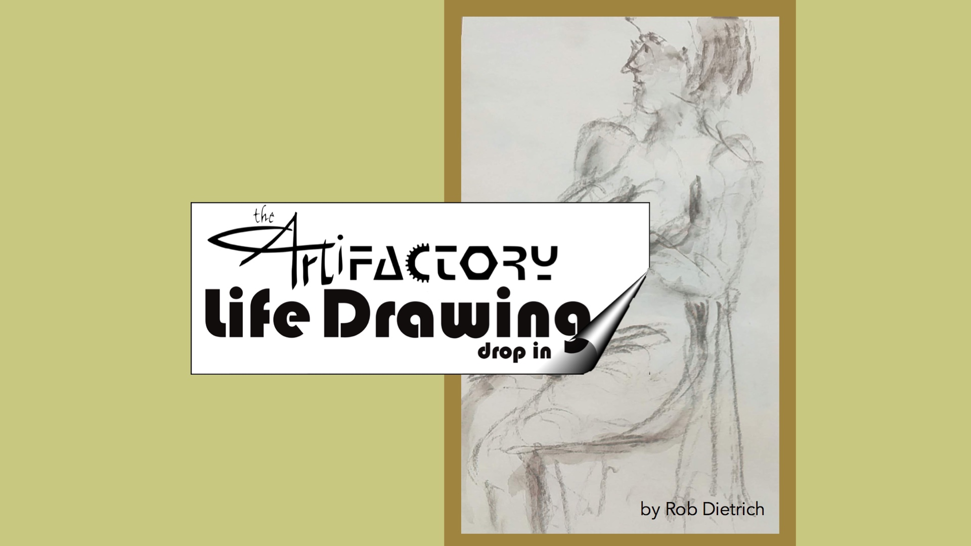 February Life Drawing