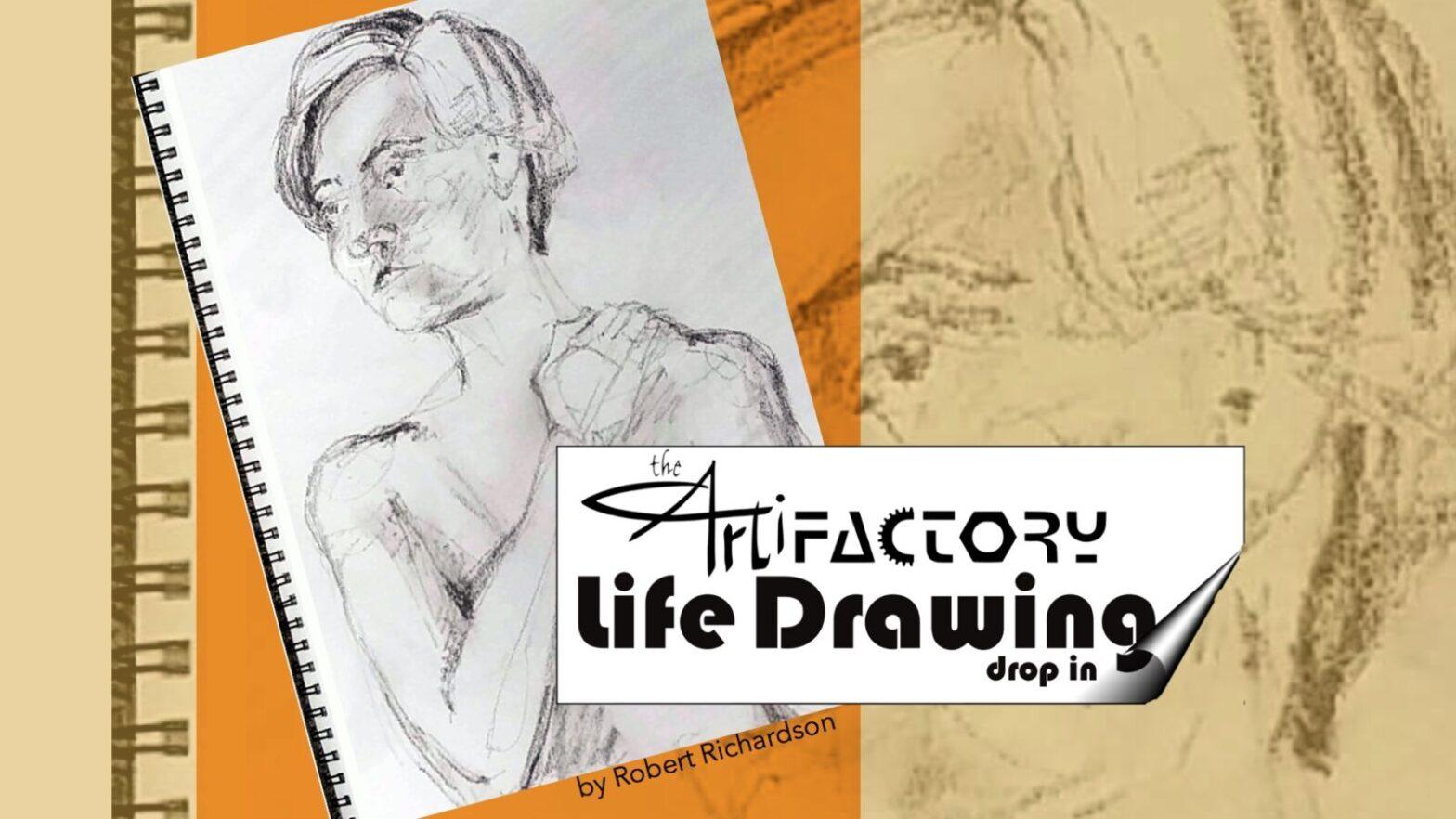 Upcoming Life Drawing