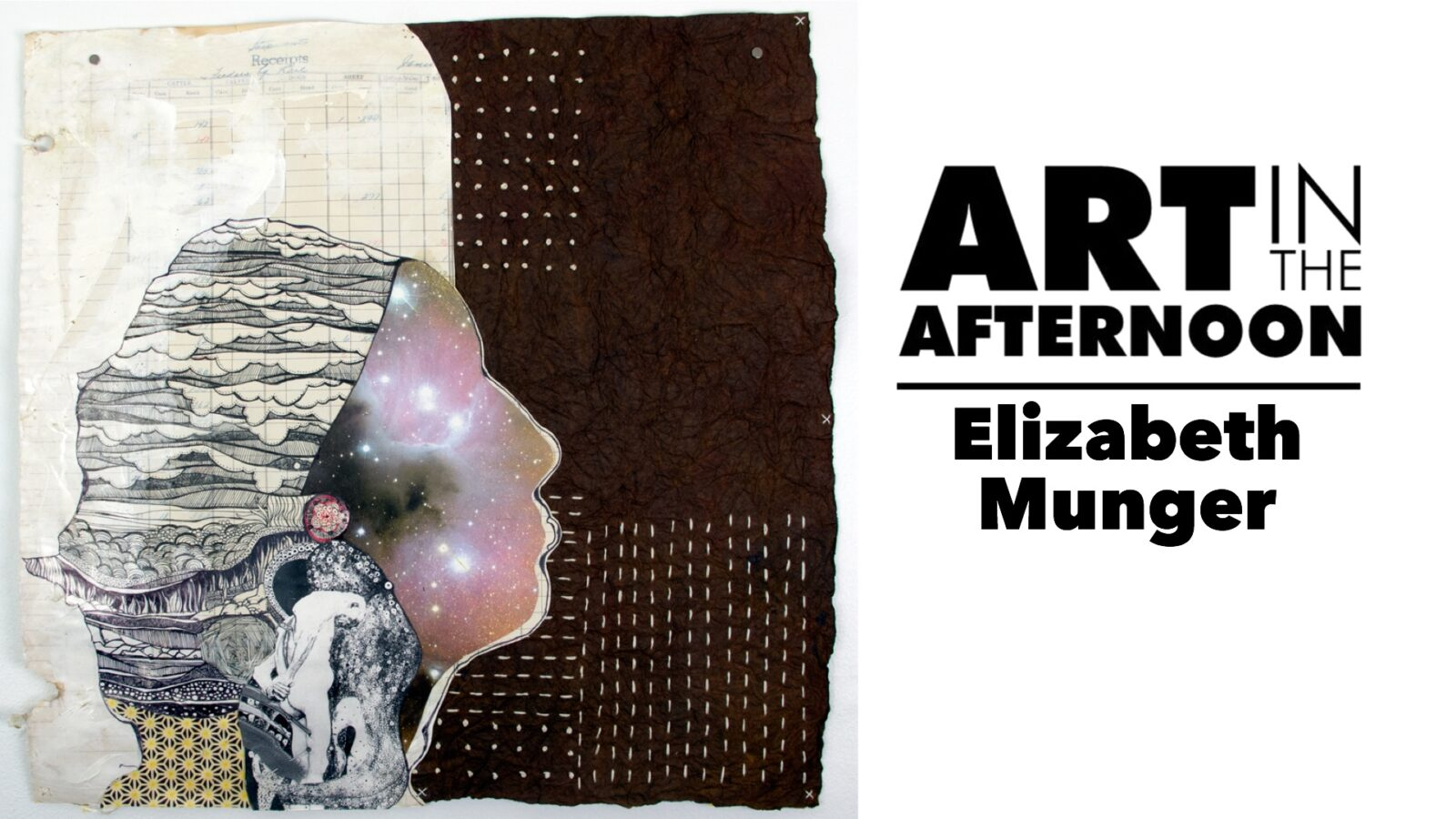 September Art In The Afternoon with Elizabeth Munger