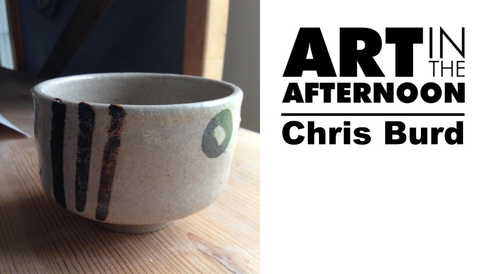 Art in the Afternoon | Chris Burd