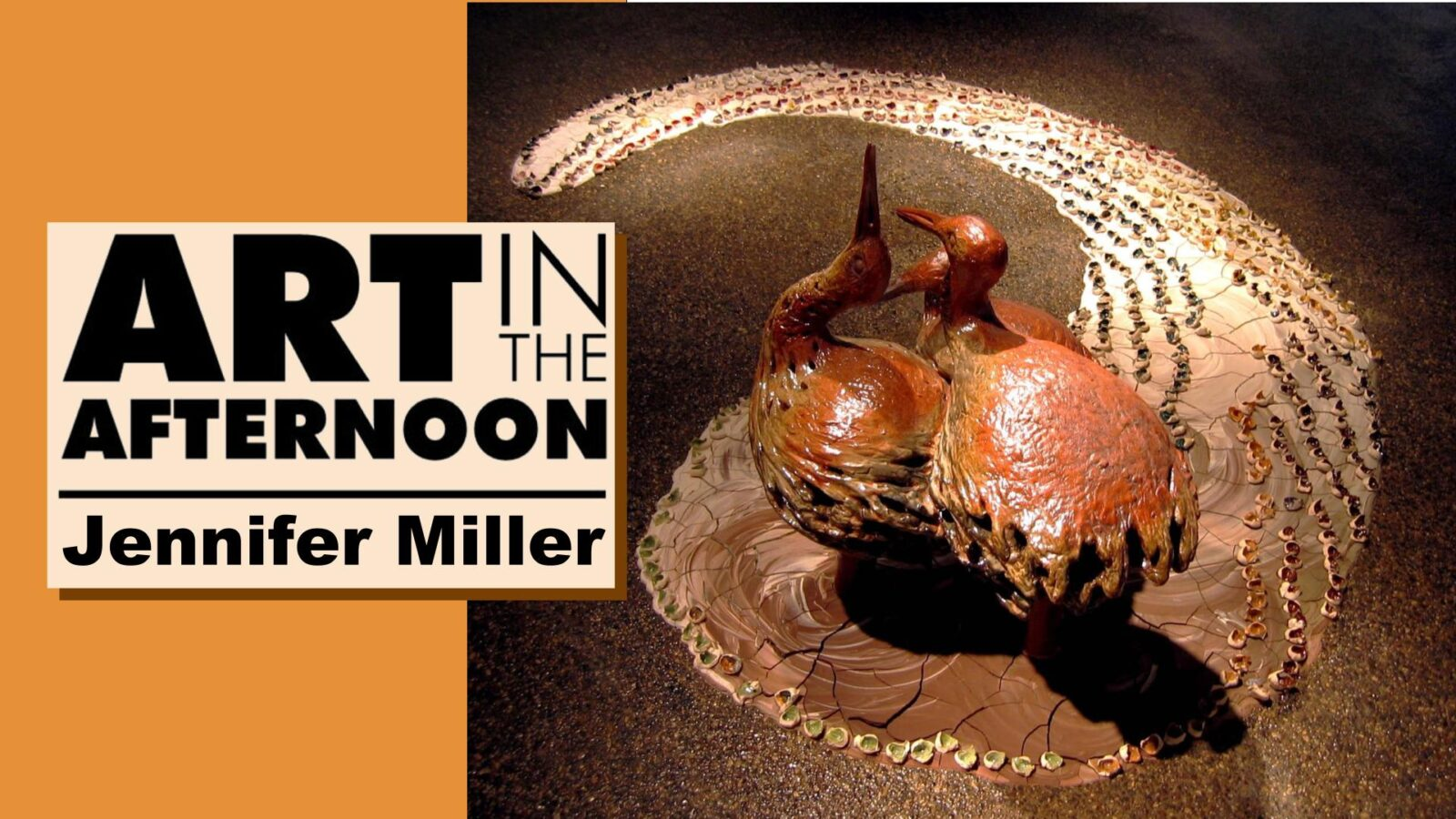 Jennifer Miller Art in the Afternoon
