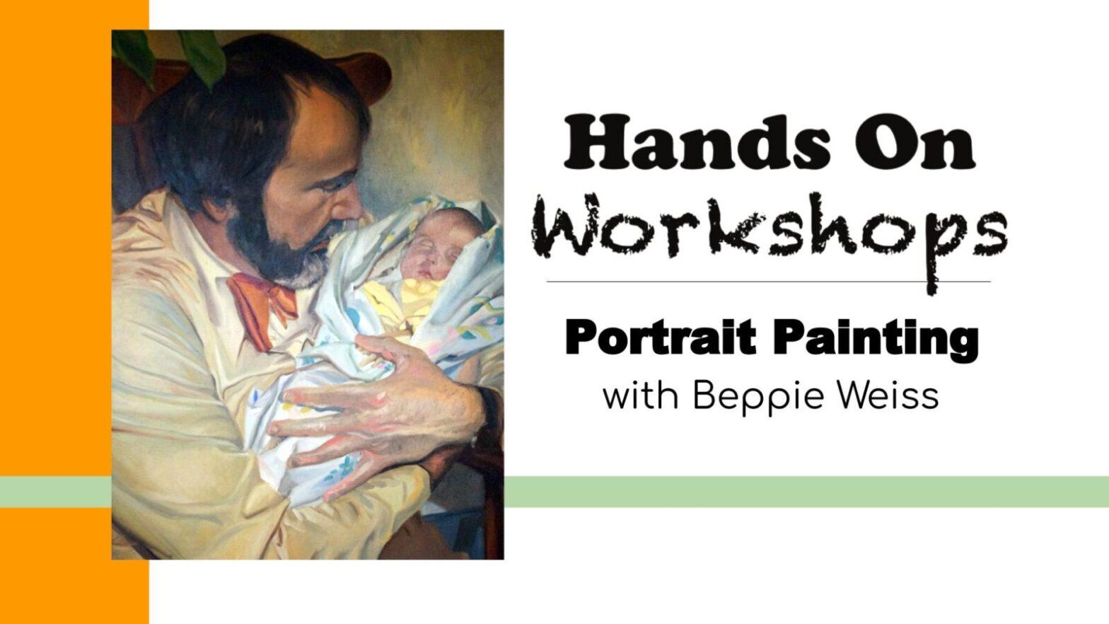 Portrait Painting Workshop