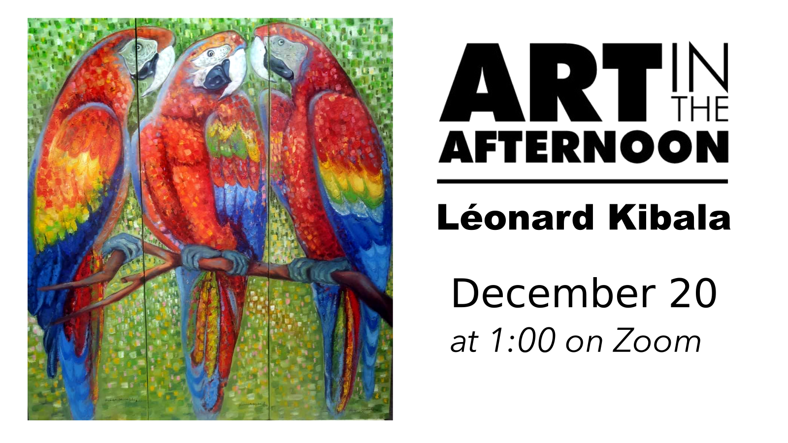 December Art in the Afternoon