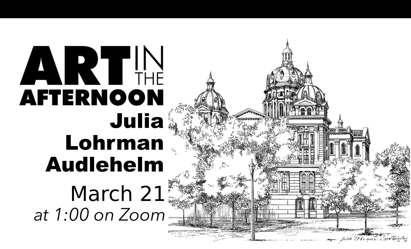 Art ibn the Afternoon | Julia Lohrman Audlehelm