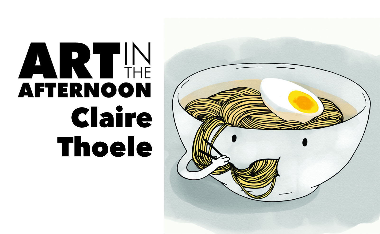 Art in the Afternoon | Claire Thoele