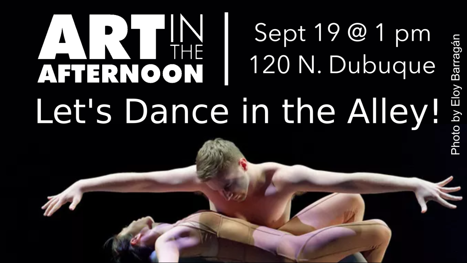 Art in the Afternoon   Let's Dance