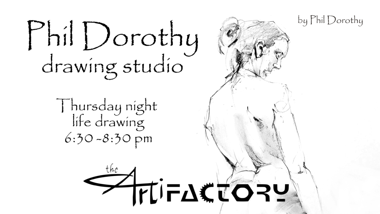 Phil Dorothy Drawing Studio | Oct 7