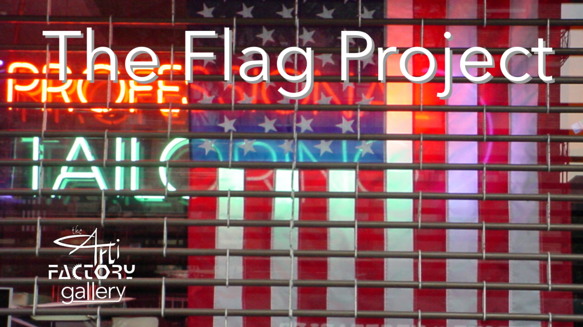 The Flag Project Opening