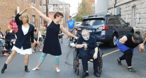 Alley Dance