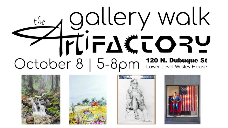 Gallery Walk | The ArtiFactory