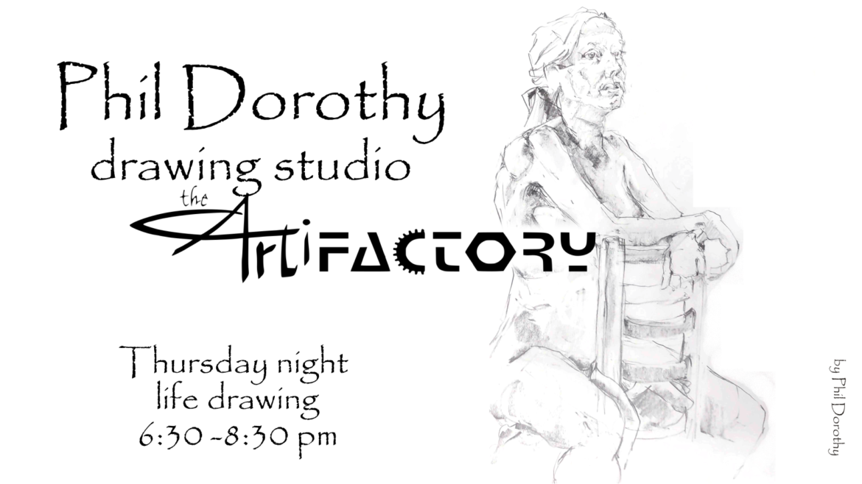 Phil Dorothy Drawing Studio | Oct 14