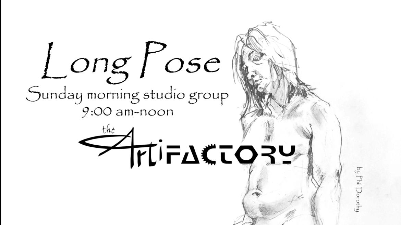 Long Pose Studio Group | Oct 24