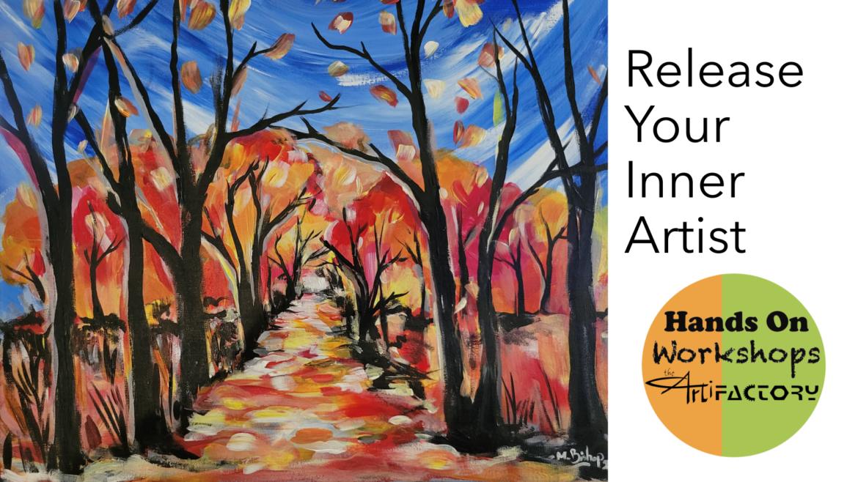 Release Your Inner Artist